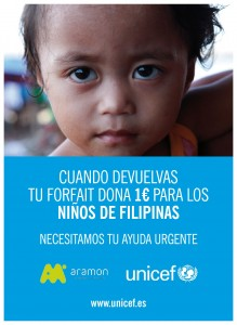 unicef aramon