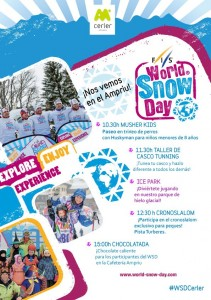 world snow day cerler