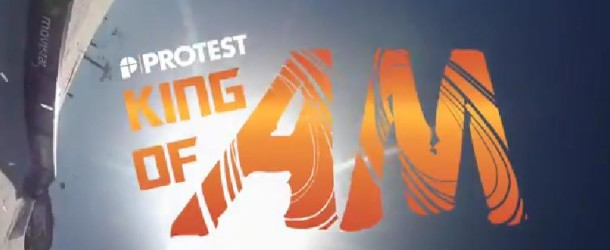 PROTEST KING OF AM 2015