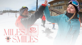 "Rip Curl ""Miles of Smiles"""