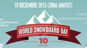 WORLD SNOWBOARD DAY FORMIGAL