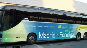 BUS BLANCO MADRID-FORMIGAL-PANTICOSA