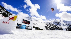 Total Fight Masters of Freestyle Snowboard 2016