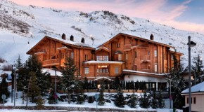 Lodge Ski & Spa, el hotel más exclusivo de Sierra Nevada